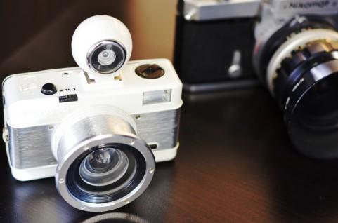 長年使わなくなったカメラ